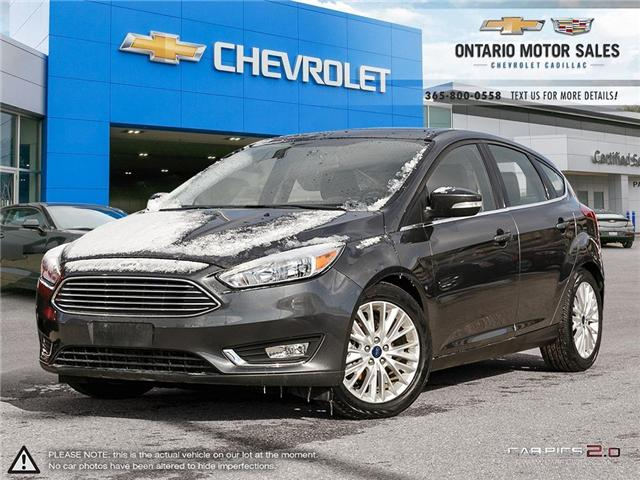 2018 Ford Focus Titanium (Stk: 12356A) in Oshawa - Image 1 of 36