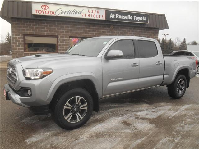 2017 Toyota Tacoma  (Stk: 190921) in Peterborough - Image 1 of 22
