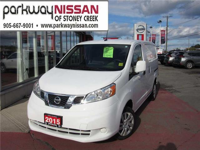 2015 Nissan NV200  (Stk: N18724A) in Hamilton - Image 1 of 17