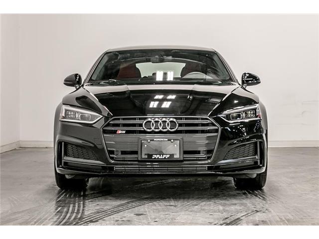 2019 Audi S5 3.0T Progressiv (Stk: T16250) in Vaughan - Image 2 of 22