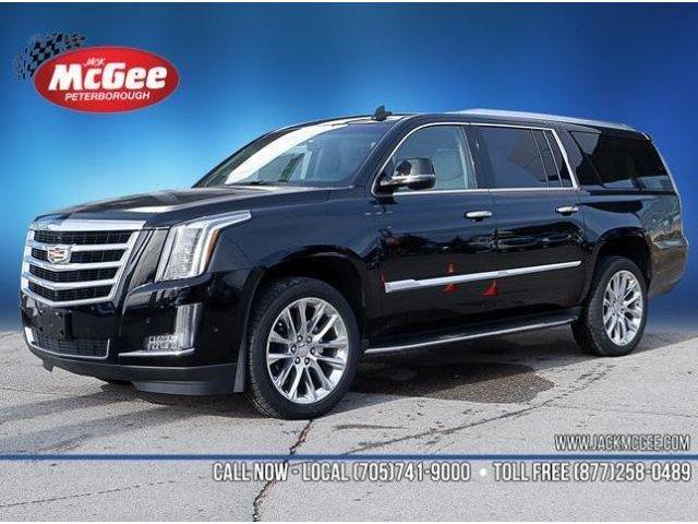 2018 Cadillac Escalade ESV Luxury (Stk: 18645) in Peterborough - Image 2 of 5