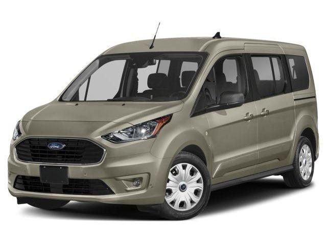 2019 Ford Transit Connect XLT (Stk: 196405) in Vancouver - Image 1 of 9