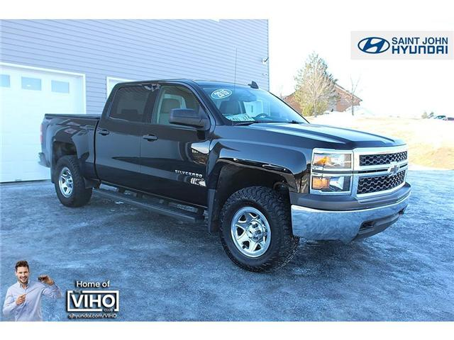2015 Chevrolet Silverado 1500 LS (Stk: U1974) in Saint John - Image 1 of 17