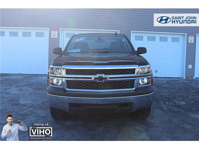 2015 Chevrolet Silverado 1500 LS (Stk: U1974) in Saint John - Image 2 of 17