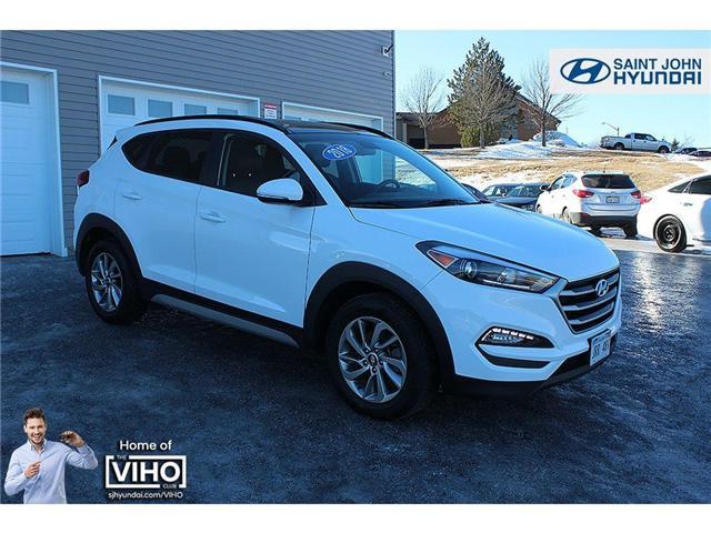 2018 Hyundai Tucson SE 2.0L (Stk: U2021) in Saint John - Image 1 of 22