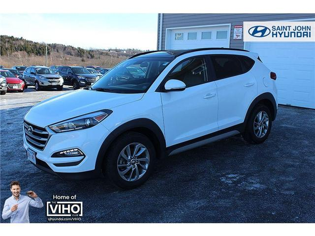 2018 Hyundai Tucson SE 2.0L (Stk: U2021) in Saint John - Image 2 of 22