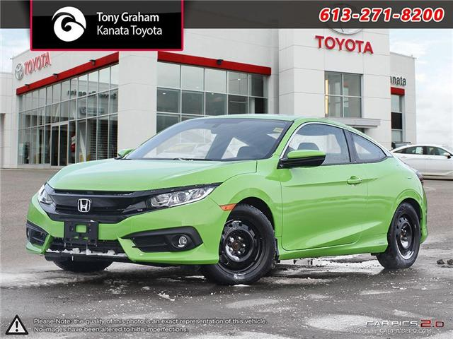 2016 Honda Civic EX-T (Stk: B2838) in Ottawa - Image 1 of 29