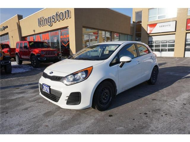 2016 Kia Rio  (Stk: 18T284B) in Kingston - Image 2 of 16