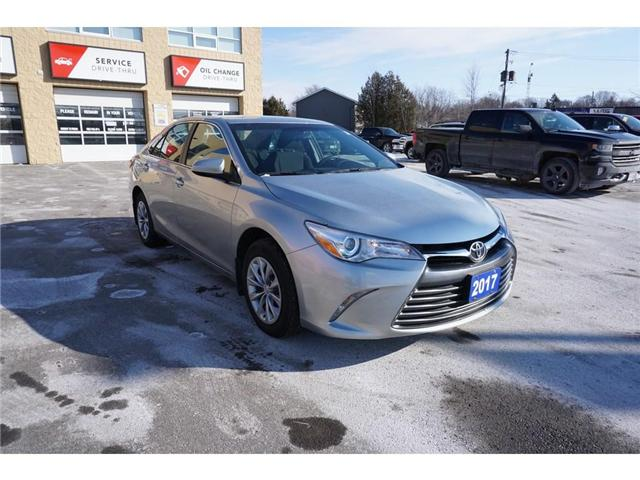 2017 Toyota Camry  (Stk: 18P299) in Kingston - Image 1 of 17