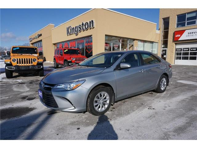 2017 Toyota Camry  (Stk: 18P299) in Kingston - Image 2 of 17