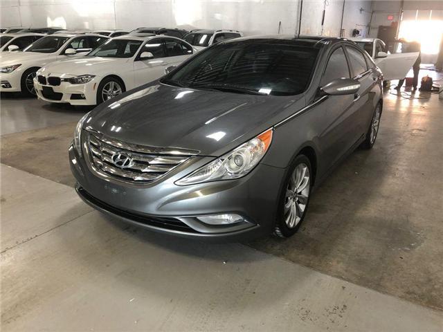 2012 Hyundai Sonata  (Stk: 344539) in Vaughan - Image 1 of 6
