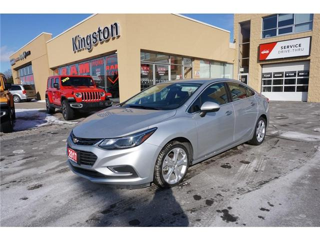 2017 Chevrolet Cruze Premier Auto (Stk: 18P309) in Kingston - Image 2 of 18