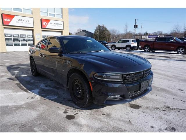 2018 Dodge Charger GT (Stk: 19J046A) in Kingston - Image 1 of 16