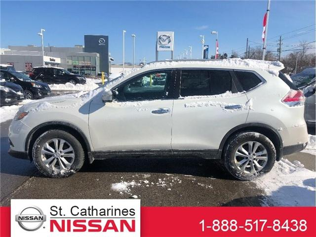 2015 Nissan Rogue SV (Stk: P2203) in St. Catharines - Image 1 of 5