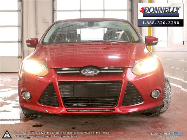 2012 Ford Focus Titanium (Stk: PBWDUR5843A) in Ottawa - Image 2 of 28