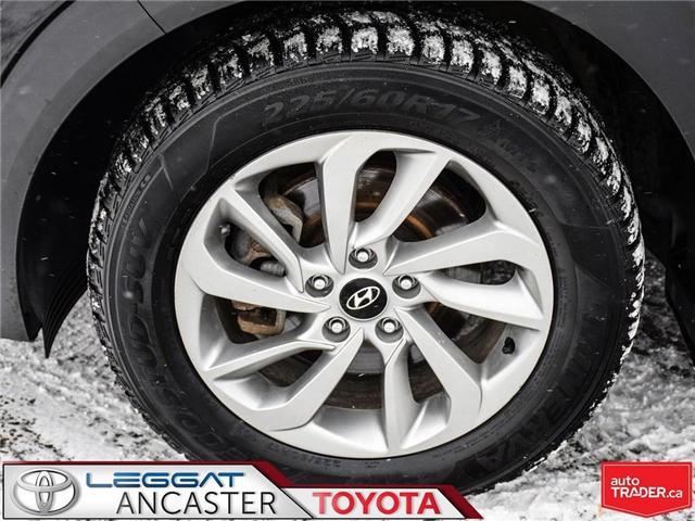 2016 Hyundai Tucson Luxury (Stk: 19182B) in Ancaster - Image 8 of 25