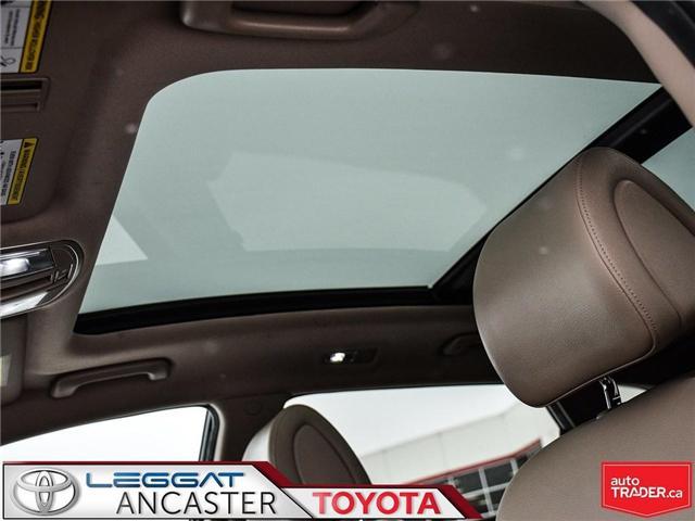 2016 Hyundai Tucson Luxury (Stk: 19182B) in Ancaster - Image 10 of 25