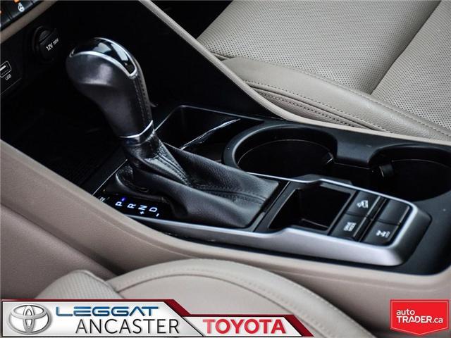 2016 Hyundai Tucson Luxury (Stk: 19182B) in Ancaster - Image 11 of 25