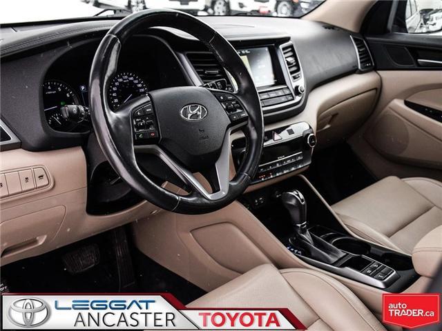 2016 Hyundai Tucson Luxury (Stk: 19182B) in Ancaster - Image 13 of 25