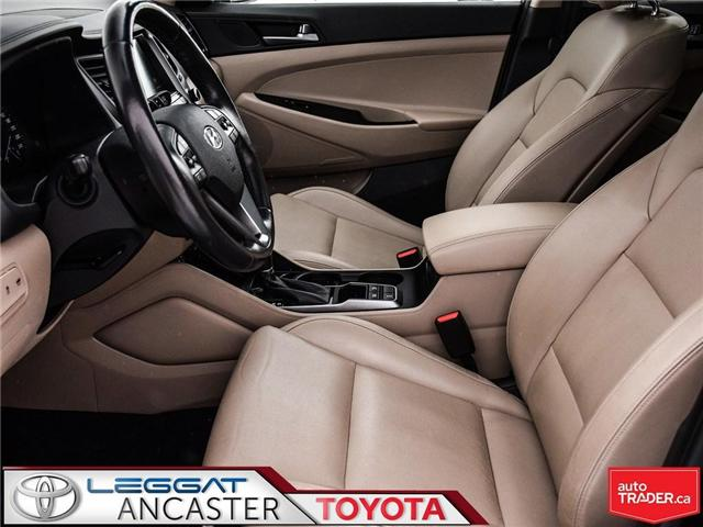 2016 Hyundai Tucson Luxury (Stk: 19182B) in Ancaster - Image 14 of 25