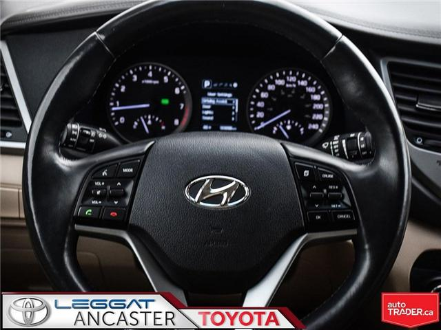 2016 Hyundai Tucson Luxury (Stk: 19182B) in Ancaster - Image 17 of 25