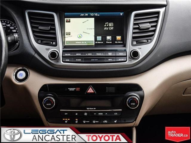 2016 Hyundai Tucson Luxury (Stk: 19182B) in Ancaster - Image 20 of 25