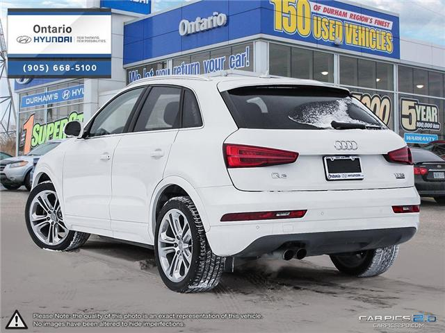2017 Audi Q3 2.0T Progressiv / Pano Roof (Stk: 04699K) in Whitby - Image 4 of 27