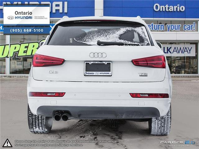 2017 Audi Q3 2.0T Progressiv / Pano Roof (Stk: 04699K) in Whitby - Image 5 of 27