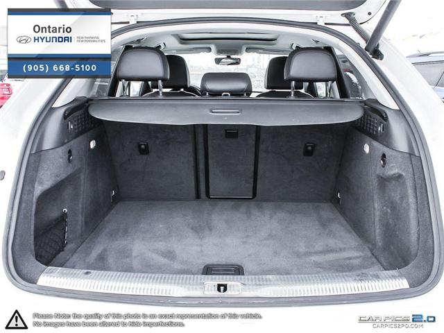 2017 Audi Q3 2.0T Progressiv / Pano Roof (Stk: 04699K) in Whitby - Image 11 of 27