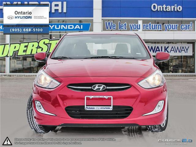 2017 Hyundai Accent SE / Sunroof (Stk: 42963K) in Whitby - Image 2 of 27