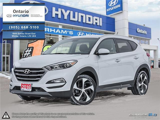 2016 Hyundai Tucson Premium 1.6 / AWD (Stk: 52324K) in Whitby - Image 1 of 27