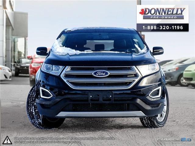 2018 Ford Edge Titanium (Stk: CLMUR940) in Kanata - Image 2 of 27