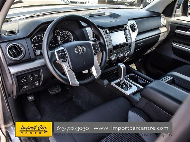 2017 Toyota Tundra SR5 Plus 5.7L V8 (Stk: 674537) in Ottawa - Image 12 of 26