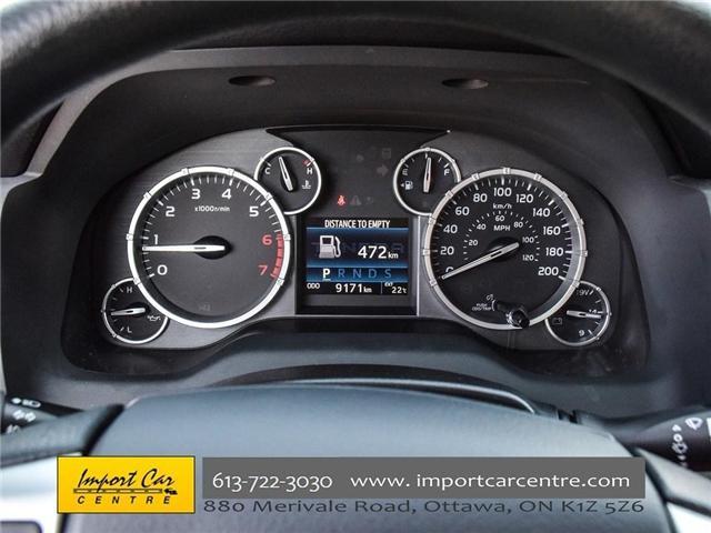 2017 Toyota Tundra SR5 Plus 5.7L V8 (Stk: 674537) in Ottawa - Image 17 of 26
