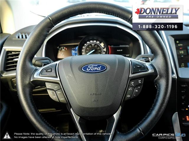 2018 Ford Edge Titanium (Stk: CLMUR940) in Kanata - Image 14 of 27