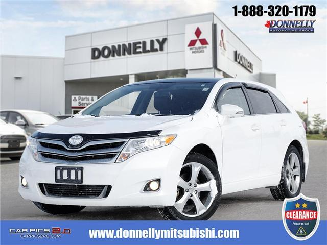 2016 Toyota Venza Base V6 (Stk: CLMU931A) in Kanata - Image 1 of 27