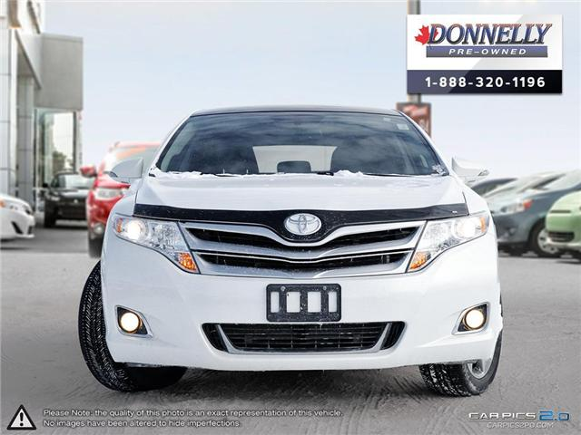 2016 Toyota Venza Base V6 (Stk: CLMU931A) in Kanata - Image 2 of 27