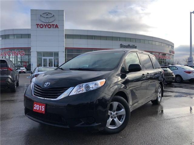 2015 Toyota Sienna  (Stk: P1680) in Whitchurch-Stouffville - Image 1 of 22