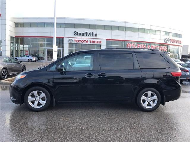2015 Toyota Sienna  (Stk: P1680) in Whitchurch-Stouffville - Image 2 of 22