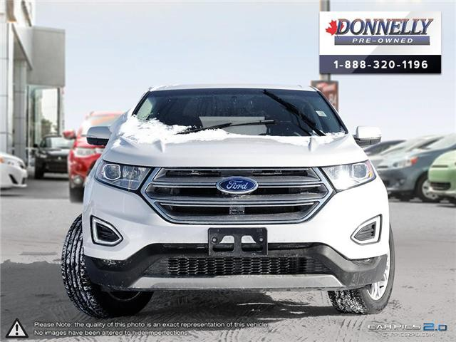 2018 Ford Edge Titanium (Stk: CLMUR941) in Kanata - Image 2 of 27