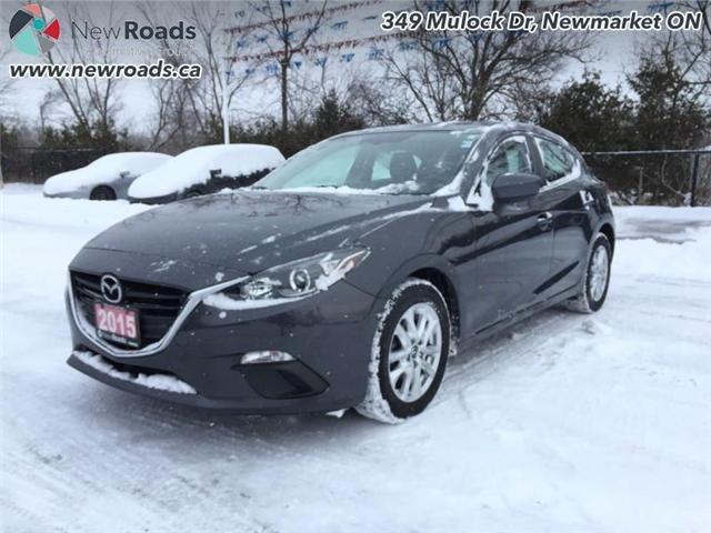 2015 Mazda Mazda3 GS-SKY (Stk: 14123) in Newmarket - Image 1 of 28