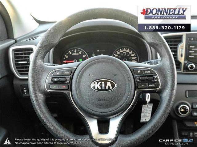 2018 Kia Sportage LX (Stk: CLKUR2223) in Kanata - Image 12 of 27