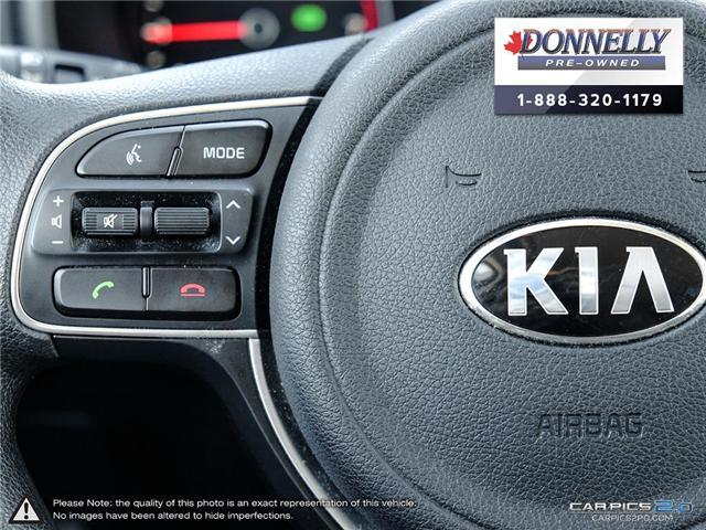 2018 Kia Sportage LX (Stk: CLKUR2223) in Kanata - Image 16 of 27