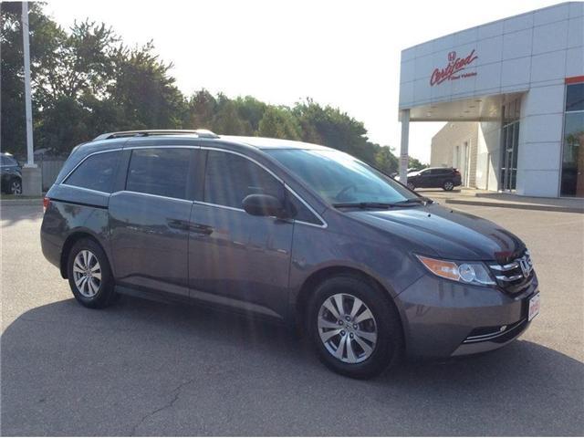 2015 Honda Odyssey SE (Stk: 3234) in Milton - Image 1 of 21