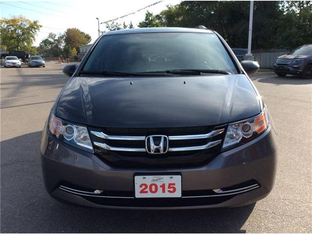 2015 Honda Odyssey SE (Stk: 3234) in Milton - Image 2 of 21
