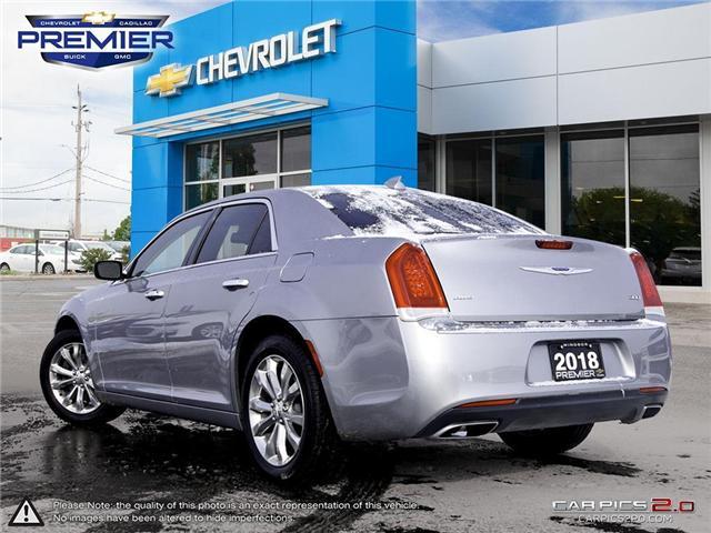 2018 Chrysler 300 Limited (Stk: P19017) in Windsor - Image 4 of 27