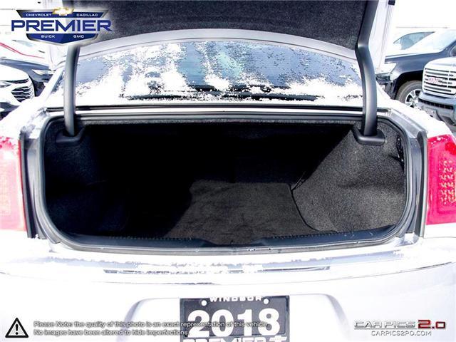 2018 Chrysler 300 Limited (Stk: P19017) in Windsor - Image 11 of 27