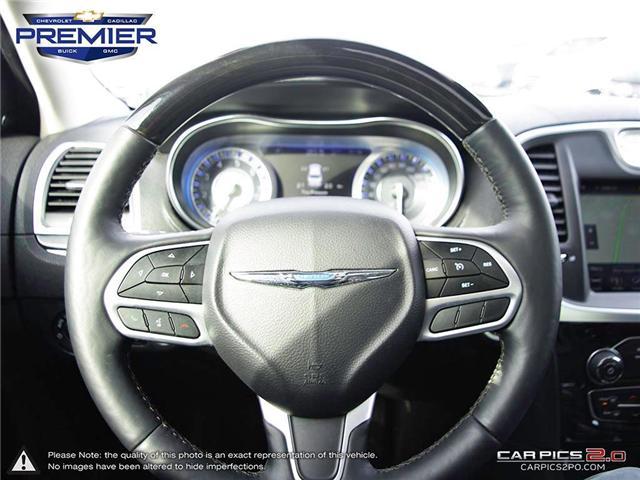 2018 Chrysler 300 Limited (Stk: P19017) in Windsor - Image 14 of 27