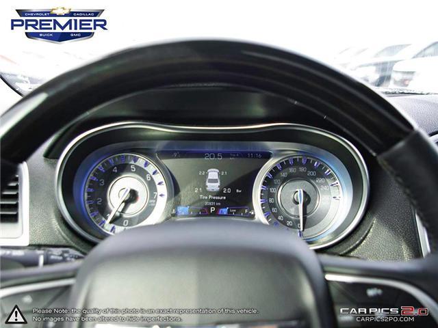 2018 Chrysler 300 Limited (Stk: P19017) in Windsor - Image 15 of 27