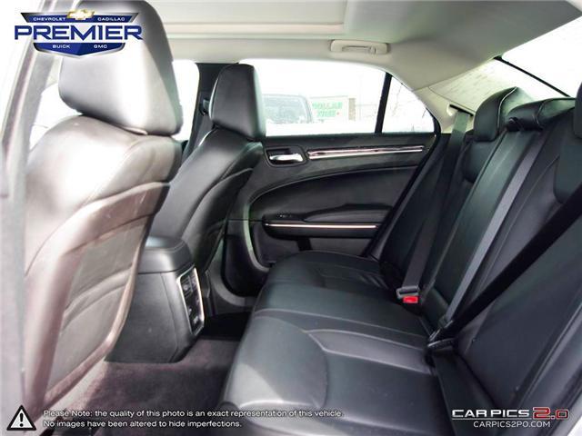 2018 Chrysler 300 Limited (Stk: P19017) in Windsor - Image 26 of 27